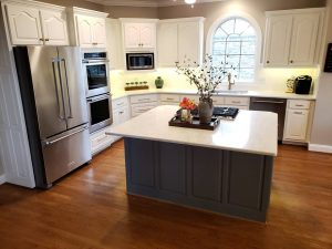 attractive kitchen cabinets after remodel