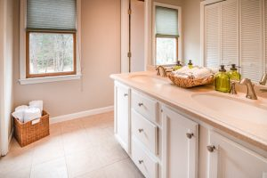 Bardstown Bathroom Cabinet Refinishing Canva White Wooden Cabinet In A Bathroom 300x200